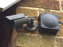 CCTV security services in Oxford